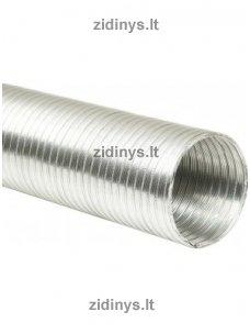 Aliuminio gofra Ø 125mm/3m
