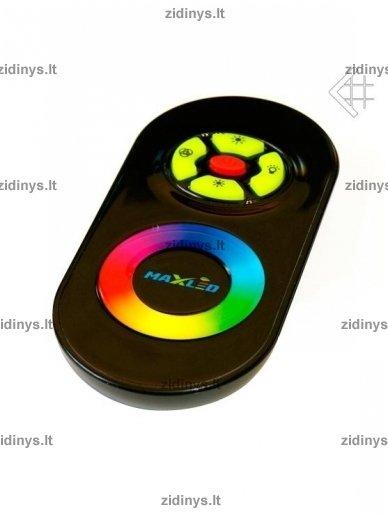 Biožidinys KRATKI Foxtrot /Juodas/LED 2