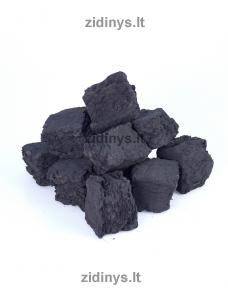 Dekoratyviniai anglies imitacijos elementai KRATKI