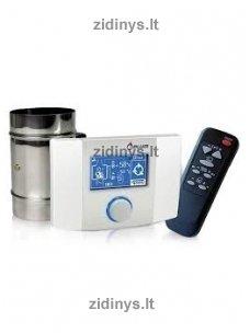 Elektroninis degimo proceso reguliatorius PLUM ECOkom 200 vandeiniams židiniams
