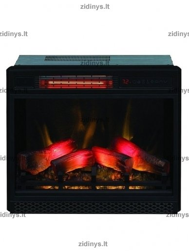 "Elektrinio židinio kasetė CLASSIC FLAME LED 3D Insert 23"" Infrared"