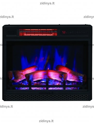 "Elektrinio židinio kasetė CLASSIC FLAME LED 3D Insert 23"" Infrared 3"