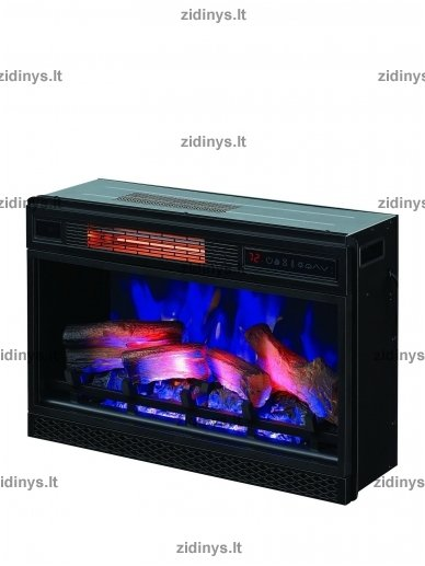 "Elektrinio židinio kasetė CLASSIC FLAME LED 3D Insert 26"" Infrared 4"