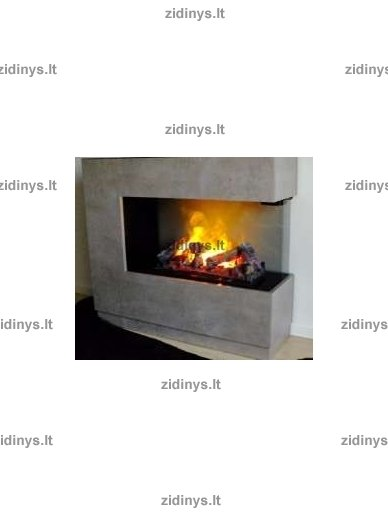 Elektrinis židinys DIMPLEX Opti-myst ZEN beton 5