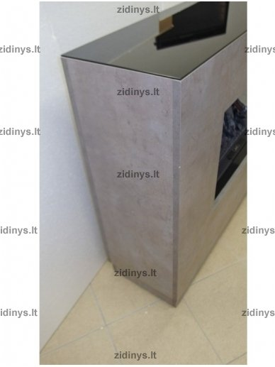 Elektrinis židinys DIMPLEX Opti-myst ZEN beton 6