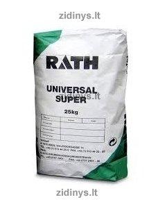 Karščiui atsparūs klijai RATH Super Universal