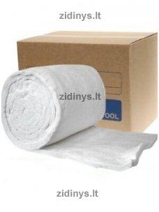 Keraminė vata Luyang 1260 Ceramic fiber blanket