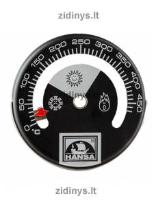 Magnetinis termometras krosnelei