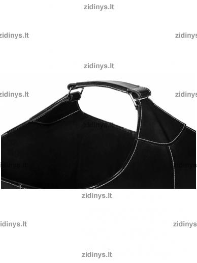 Odinis malkų krepšys H1 4