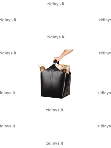 Odinis malkų krepšys H1 3