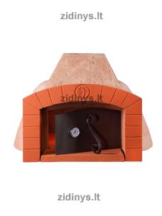 Picos krosnis Pizza Forno C80