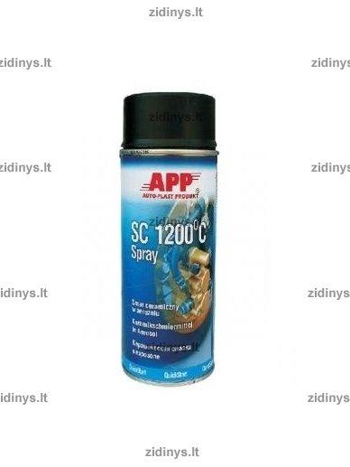 Purškiamas keraminis tepalas APP1200